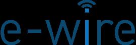 E-Wire Logo
